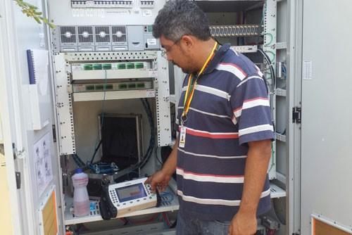 Manutenção de redes ópticas